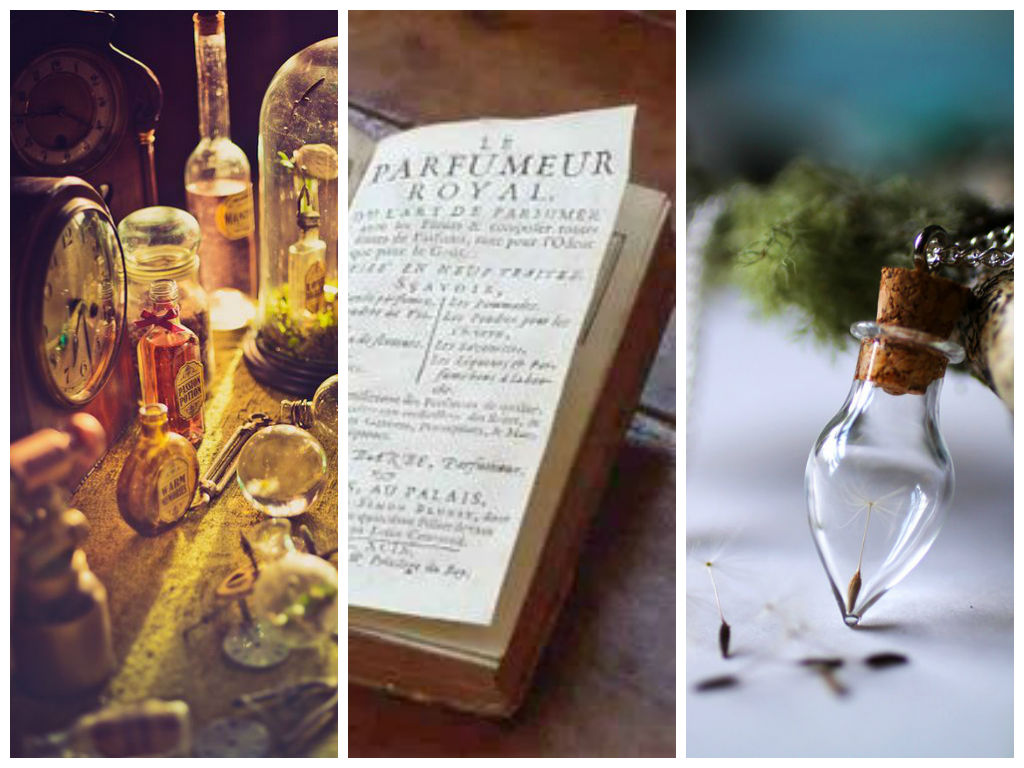 Perfume Dictionary from A to Z