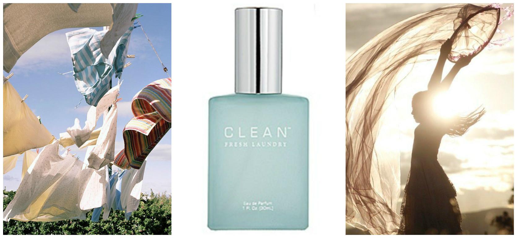Clean Fresh Laundry Perfume