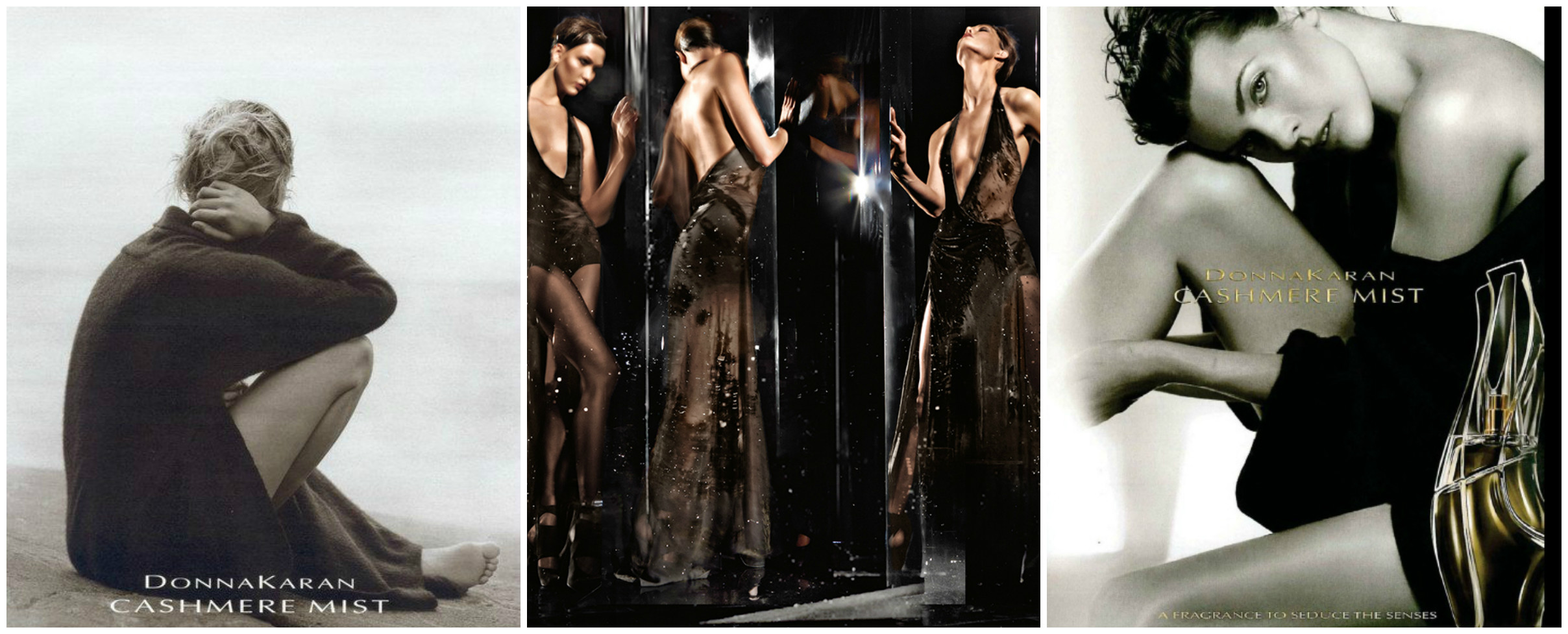 Donna Karan Cashmere Mist Perfume Review