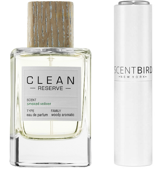 Smoked Vetiver by Clean Reserve