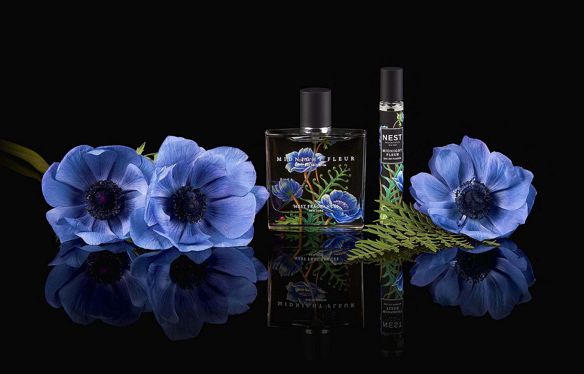 Fragrant Niche Marvel: Midnight Fleur by Nest