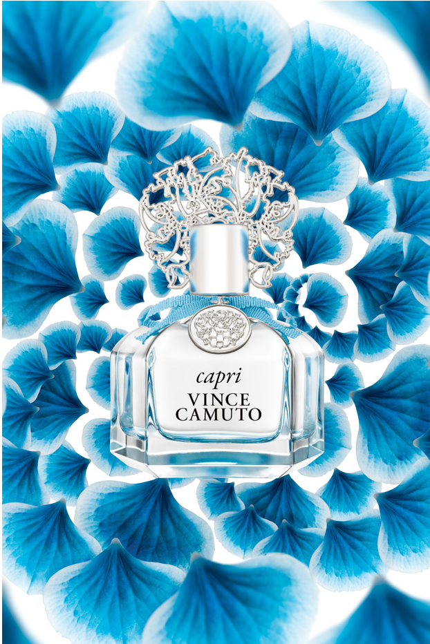 Capri by Vince Camuto: 2016 Summer Fragrant Hit