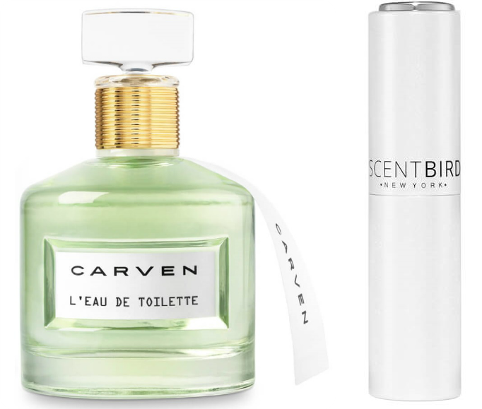 Carven L'Eau de Toilette by Carven Parfums: Scented Rendition Of A Floral Garden