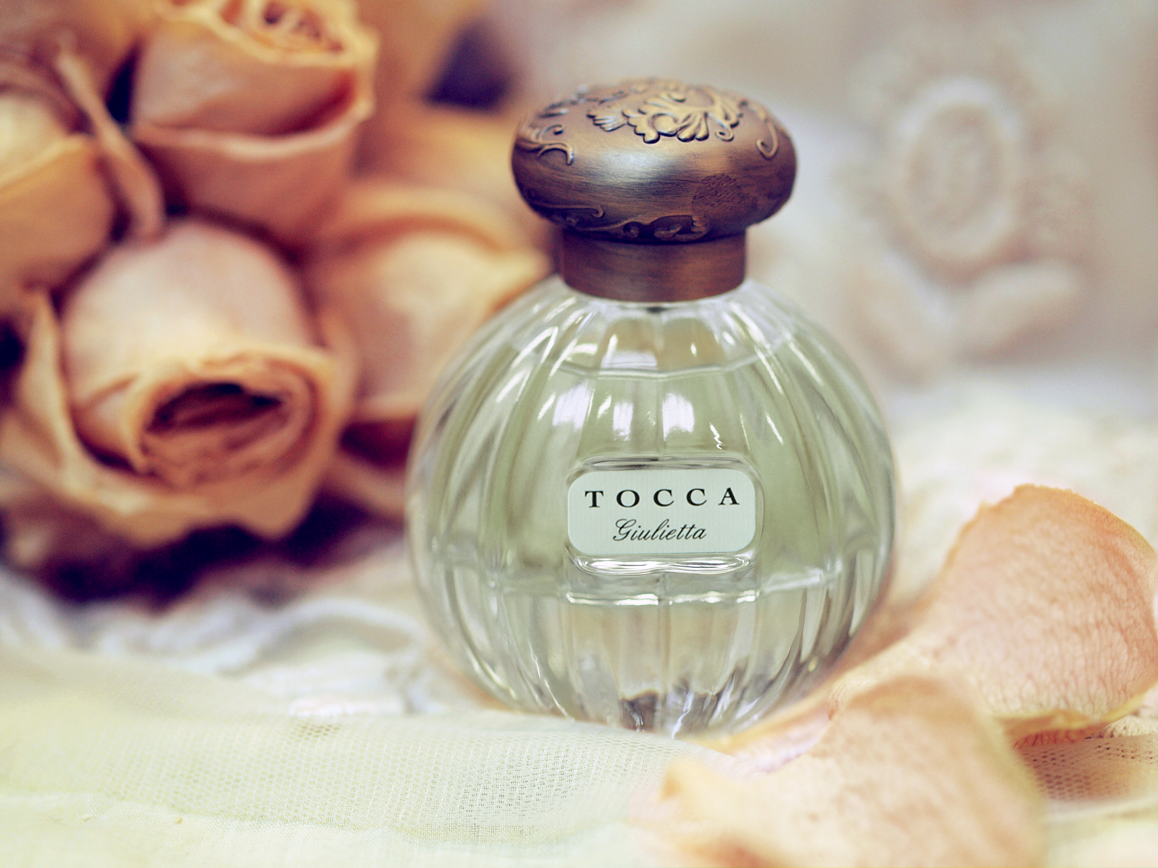 Giulietta and Colette by TOCCA: The Scents of Love