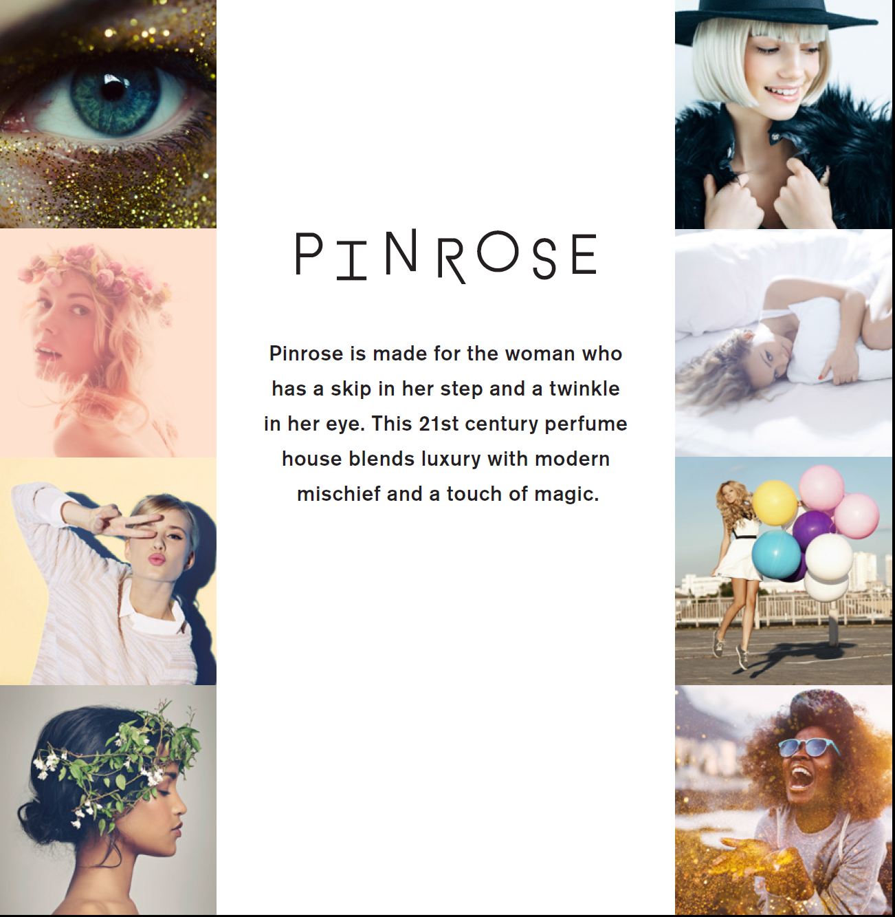 pinrose wild child