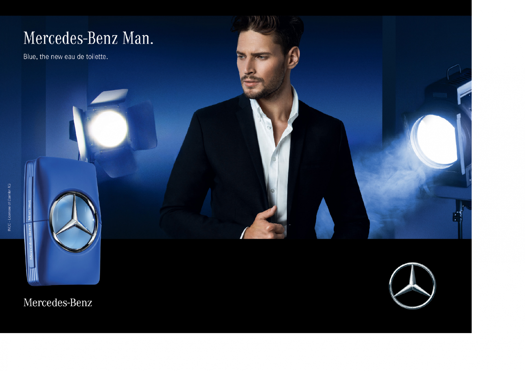 february cologne of the month mercedes benz man blue. Black Bedroom Furniture Sets. Home Design Ideas
