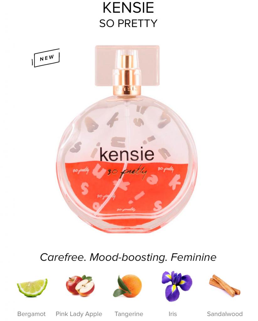 warm-weather scent